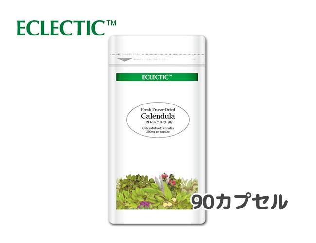 カレンデュラ(ポットマリーゴールド) FFD Ecoパック 250mg × 90カプセル エクレクティック
